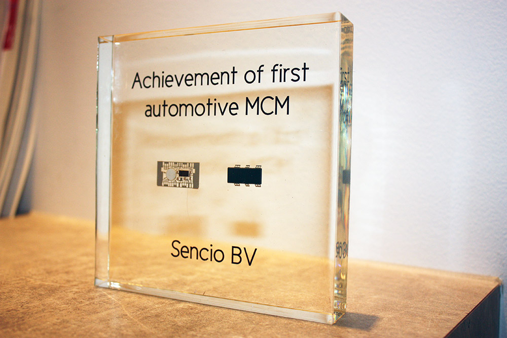 Uniek en op maat gemaakte award
